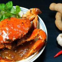 Các món ăn ngon từ cua biển