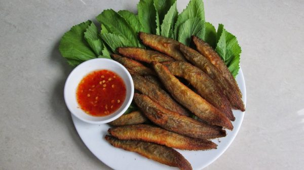 ca chach nuong muoi ot